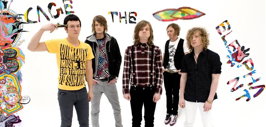 Cage the Elephant Tour Dates